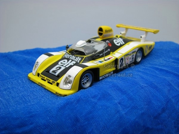 Alpine Renault A442 No.2 1:43 Atlas