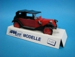 Tatra 11 Faeton 1924 red 1:43 Igra - Model Toys