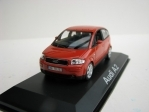 Audi A2 orange 1:43 Minichamps