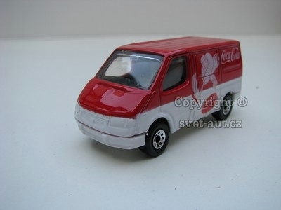 Ford Transit Coca Cola 1:57 Matchbox