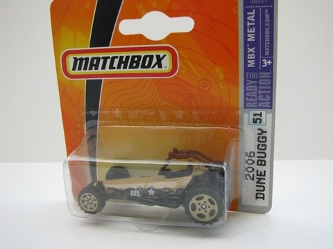 Dune Buggy 2006 Matchbox