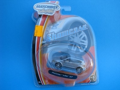 Pontiac Vibe GT 1:64 Matchbox Collectibles Showkase