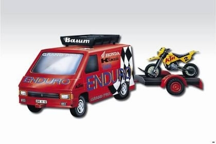 Renault Trafic Enduro Team 1:35 Monti system Vista Semily MS 49