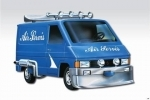 Renault Air Service 1:35 Vista Semily Monti System