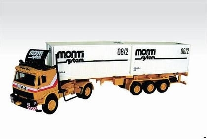 Liaz 110.551 Special turbo Container 1:48 Vista 0103-8.2