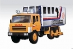 Tatra 815 Expedition 1:48 Monti system Vista Semily MS 12