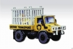 Mercedes Unimog U 1300 L Safari 1:48 Vista 0106-51