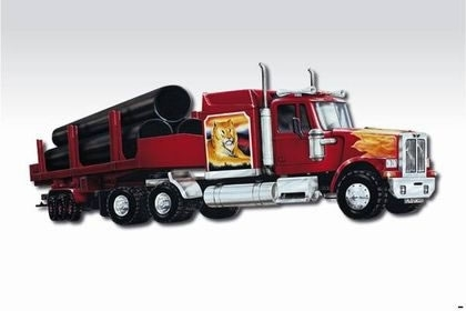 Western Star Europetrol 1:48 Vista 0107-26