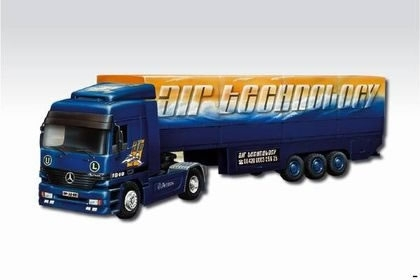Mercedes-Benz Actros Air Technology 1:48 Monti system Vista Semily
