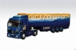 Mercedes-Benz Actros Air Technology 1:48 Monti system Vista Semily 0109-54