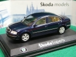 Škoda Superb 2001 KA 1:43 Abrex