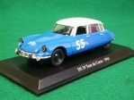 Citroen DS 19 Tour de Corse 1963 1:43 Atlas