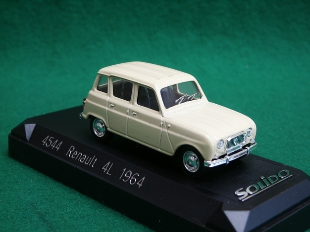 Renault 4L 1964 1:43 Solido