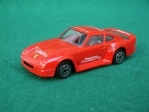 Porsche 959 Racing red 1:43 Bburago Italy