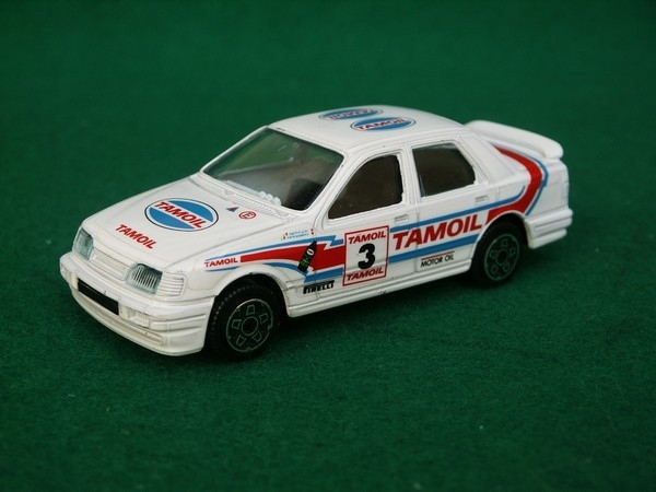 Ford Sierra Rally 1:43 Bburago