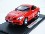 Mercedes SLK 350 red 1:18 Welly