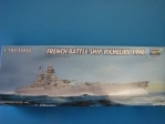 Loď French Battle Ship Richelieu 1946 1:700 Trumpeter