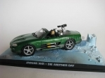 Jaguar XKR Die Another Day James Bond 007 1:43 Universal Hobbies