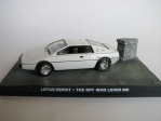 Lotus esprit The spy Who Lowed me 1:43 Universal Hobbies