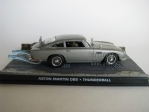 Aston Martin DB5 Thunderball James Bond 007 1:43 Universal Hobbies