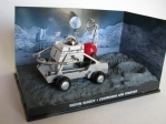 Moon Buggy Diamonds are forever James Bond 1:43 Universal Hobbies