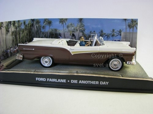 Ford Fairlane Die Another Day 1:43 UH