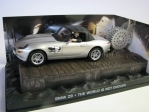 BMW Z8 The World Is Not Enough James Bond 007 1:43 Universal Hobbies