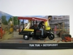 Tuk Tuk Octopussy James Bond 007 1:43 Universal Hobbies