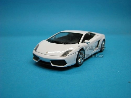 Lamborghini Gallardo LP560-4 White 1:43 Welly