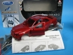 Mercedes-Benz S Class Red Metallic 1:36 Kit Welly