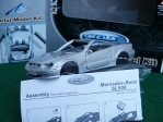 Mercedes-Benz SL 500 Silver Kit 1:36 Welly