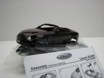 Lexus SC430 vínová Kit 1:36 Welly