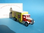Mercedes-Benz L5 1932 Coca Cola Matchbox Collectibles
